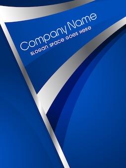 Stijlvol bedrijf brochure ontwerp
