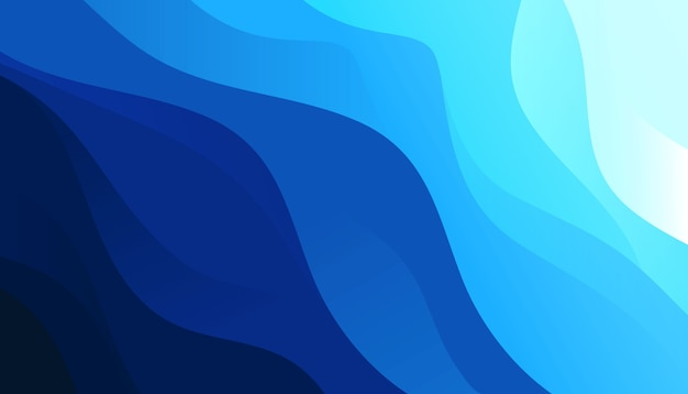 Stijlvol golvend patroon