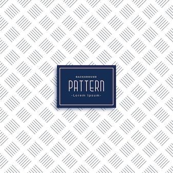 Stijlvolle abstracte lijnen patroon ontwerp