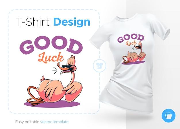 Stijlvolle eend print op t-shirts sweatshirts hoesjes voor mobiele telefoons souvenirs