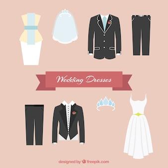 Stijlvolle trouwjurken