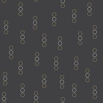 Stippenpatroon, abstracte geometrische achtergrond in retrostijl van de jaren 80, 90. kleurrijke geometrische illustratie