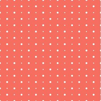 Stippenpatroon in living coral kleur. abstracte geometrische achtergrond. kleur van het jaar 2019. luxe en elegante stijlillustratie