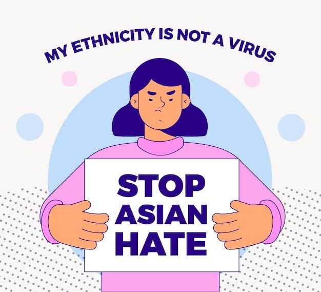Stop aziatische haat