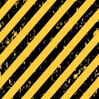 Stop gevaar waarschuwing aandacht achtergrond
