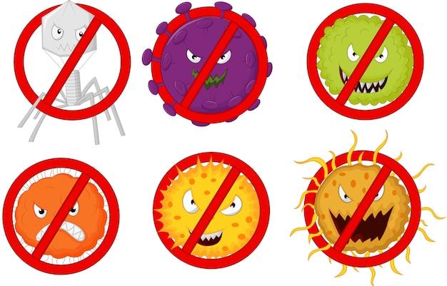 Stop het virus