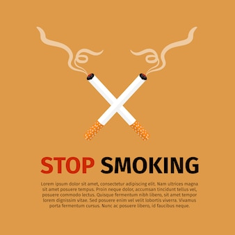 Stop met roken, wereld zonder tabaksdag