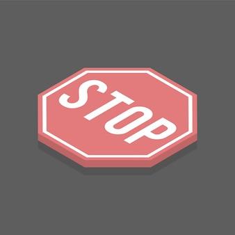 Stopteken