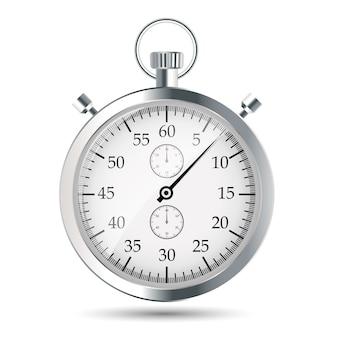 Stopwatch illustratie