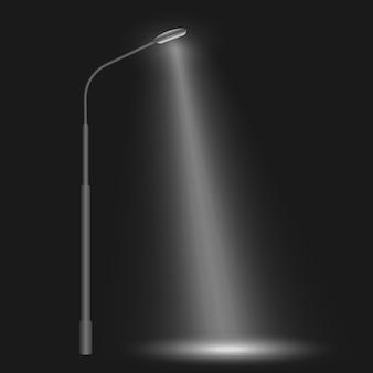 Straat led-verlichting
