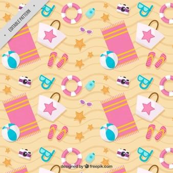 Strand accessoires patroon