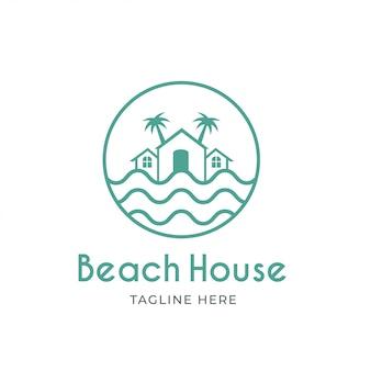 Strandhuis logo
