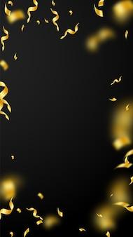 Streamers en confetti