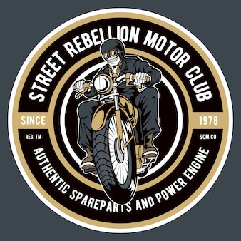 Street rebellion motor club