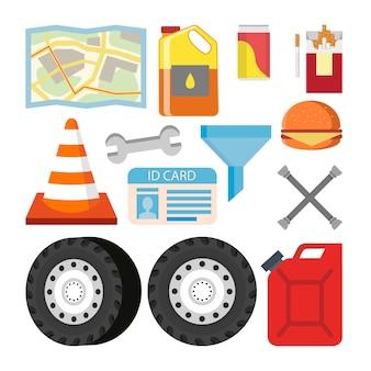 Stuurprogramma-items