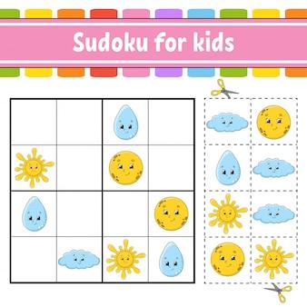 Sudoku voor kinderen