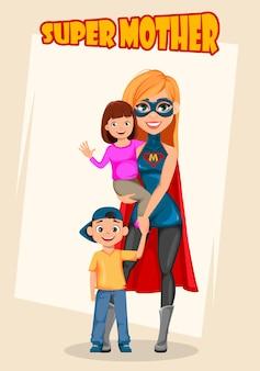 Super moeder