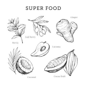 Superfood-collectie
