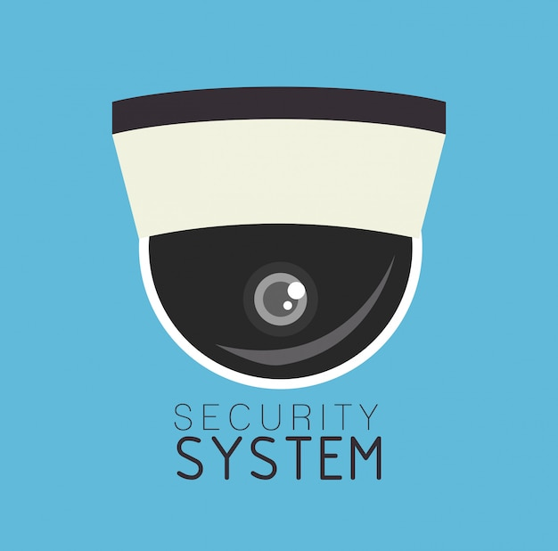 Surveillance beveiligingssysteem
