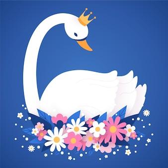 Swan prinses