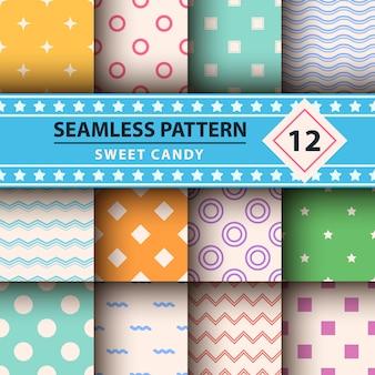 Sweet patroon instellen