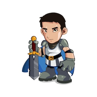 Swordman karakter