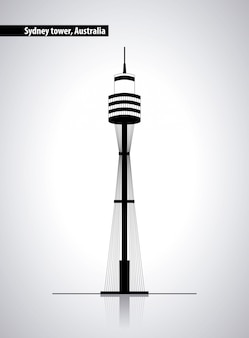 Sydney tower australië