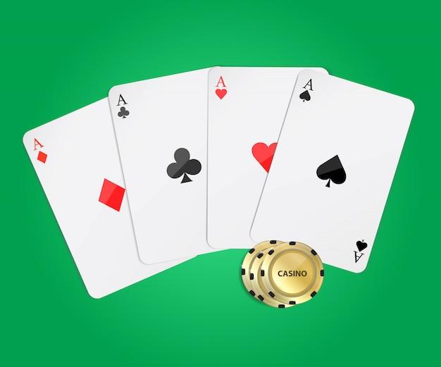 Symbolen voor speelkaarten