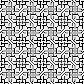 Symmetrische patroon achtergrond