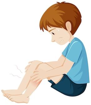 Symptomen van gevoelloosheid van het lichaam