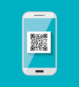 Systeem qr code id product