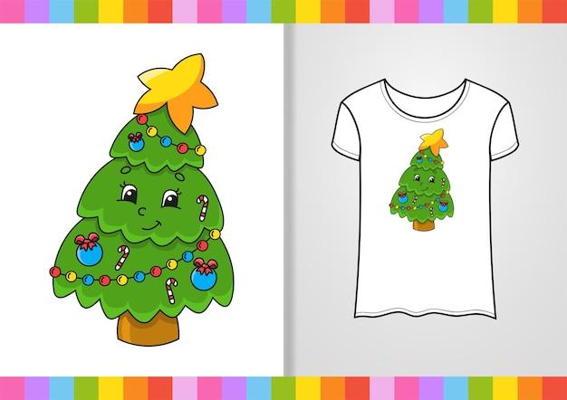 T-shirt ontwerp illustratie