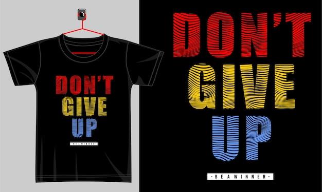 T-shirt ontwerp