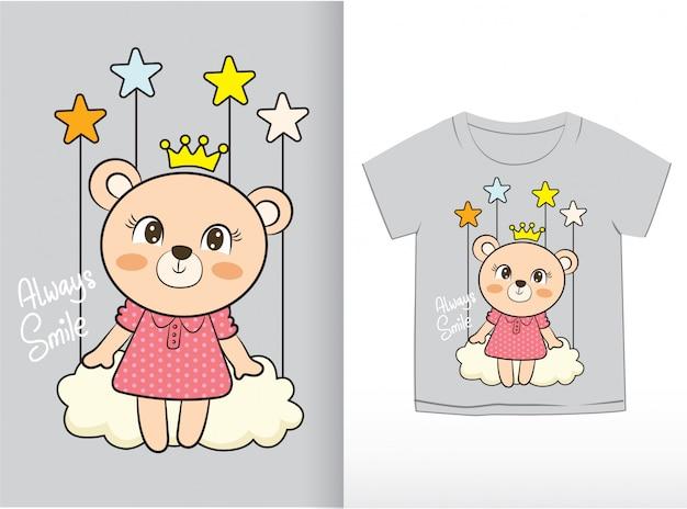 T-shirt sjabloon