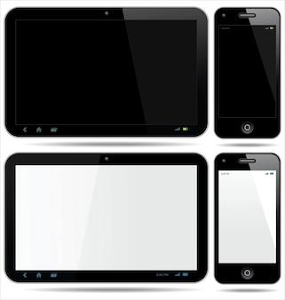 Tablet-smartphone