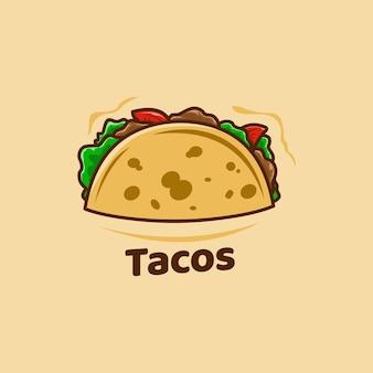 Taco eten mexicaans heerlijk mexico