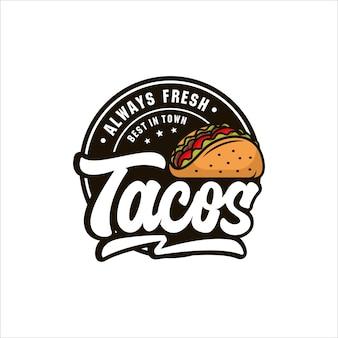 Taco's altijd vers logo