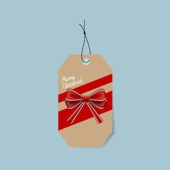 Tags voor kerstuitverkoop en uitverkooplabels. feestelijk kerstontwerp.