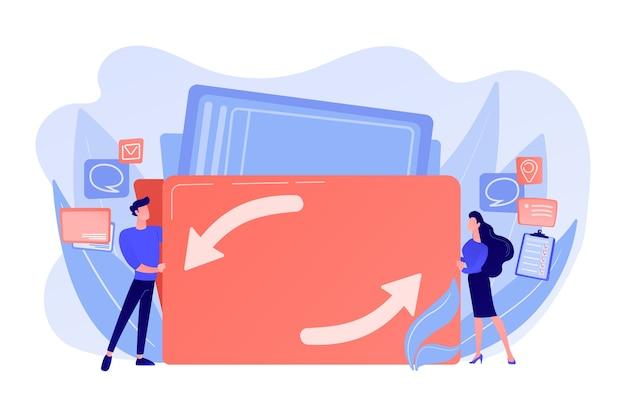 Taken en verantwoordelijkheden delegeren aan collega's