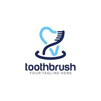 Tandenborstel logo