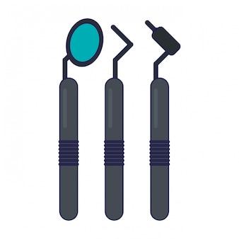 Tandheelkundige hulpmiddelenverzameling