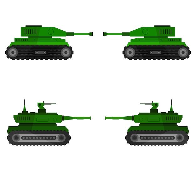 Tank set