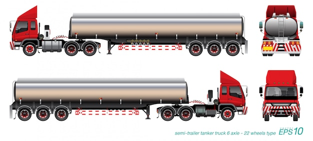 Tanktrailer