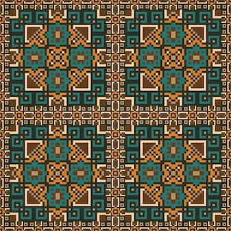 Tapijt patroon