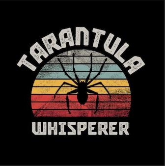 Tarantula whisperer
