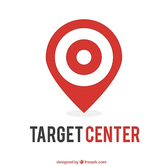 Target center icoon