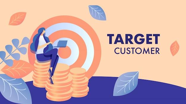 Target klanten zoeken