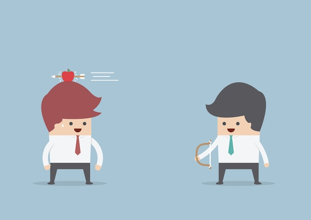 Targeting uitdaging marketing persoon boogschieten succes