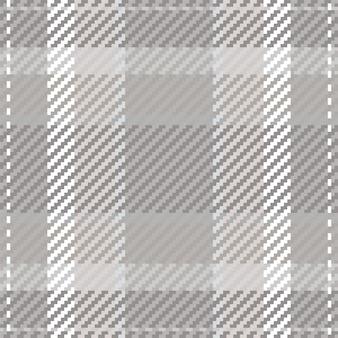 Tartan geruite naadloze patroon. kleur textiel achtergrond. flanellen overhemden. vectorillustratie voor behang, stof, schotse kooi.