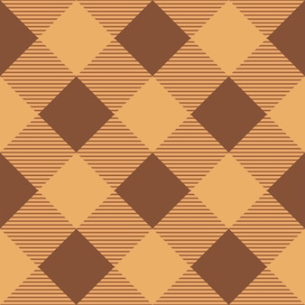 Tartan naadloze patroon achtergrond. herfstkleurige plaid, tartan flanellen overhemdpatronen. trendy tegels vectorillustratie voor behang.